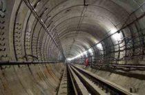 Минниханов осмотрел ход строительства второй линии метро