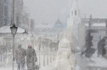 Завтра в Казани ожидается метель и гололед