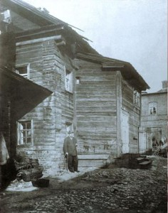 Дом Шаляпина