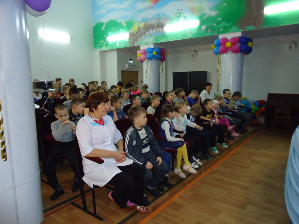 Школа-интернат для незрячих и слабовидящих детей 2
