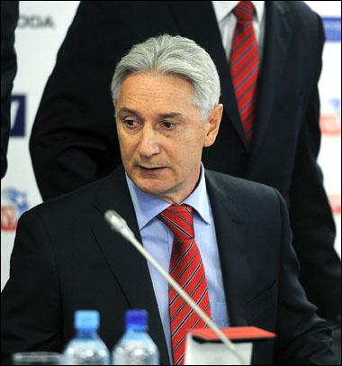 Билялетдинов — новый главный тренер «Ак Барса»