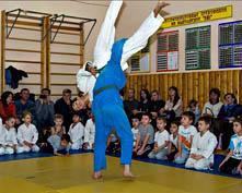 В Казани набирает популярность детское дзюдо