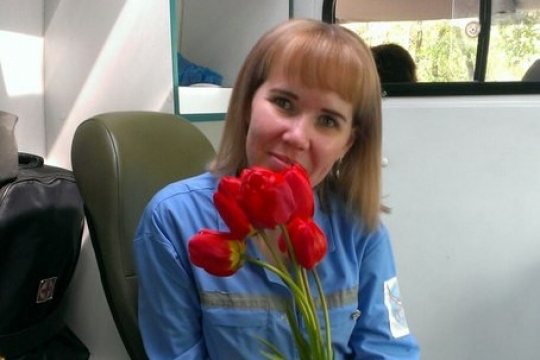 Алия Абдуллина