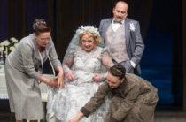 «Брак по-итальянски». Премьера в Качаловском