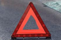 Две иномарки и автобус столкнулись на Горьковском шоссе в Казани