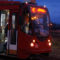 В Казани начали переносить трамвайные рельсы на улице Саид-Галеева