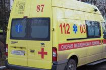 В Казани иномарка сбила 10-летнюю девочку во дворе