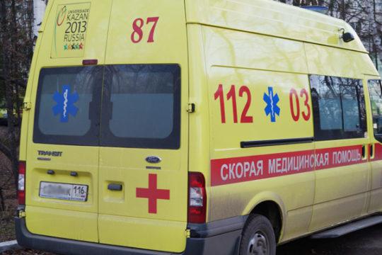 В Зеленодольске в многоквартирном доме взорвался газ, разрушено несколько квартир