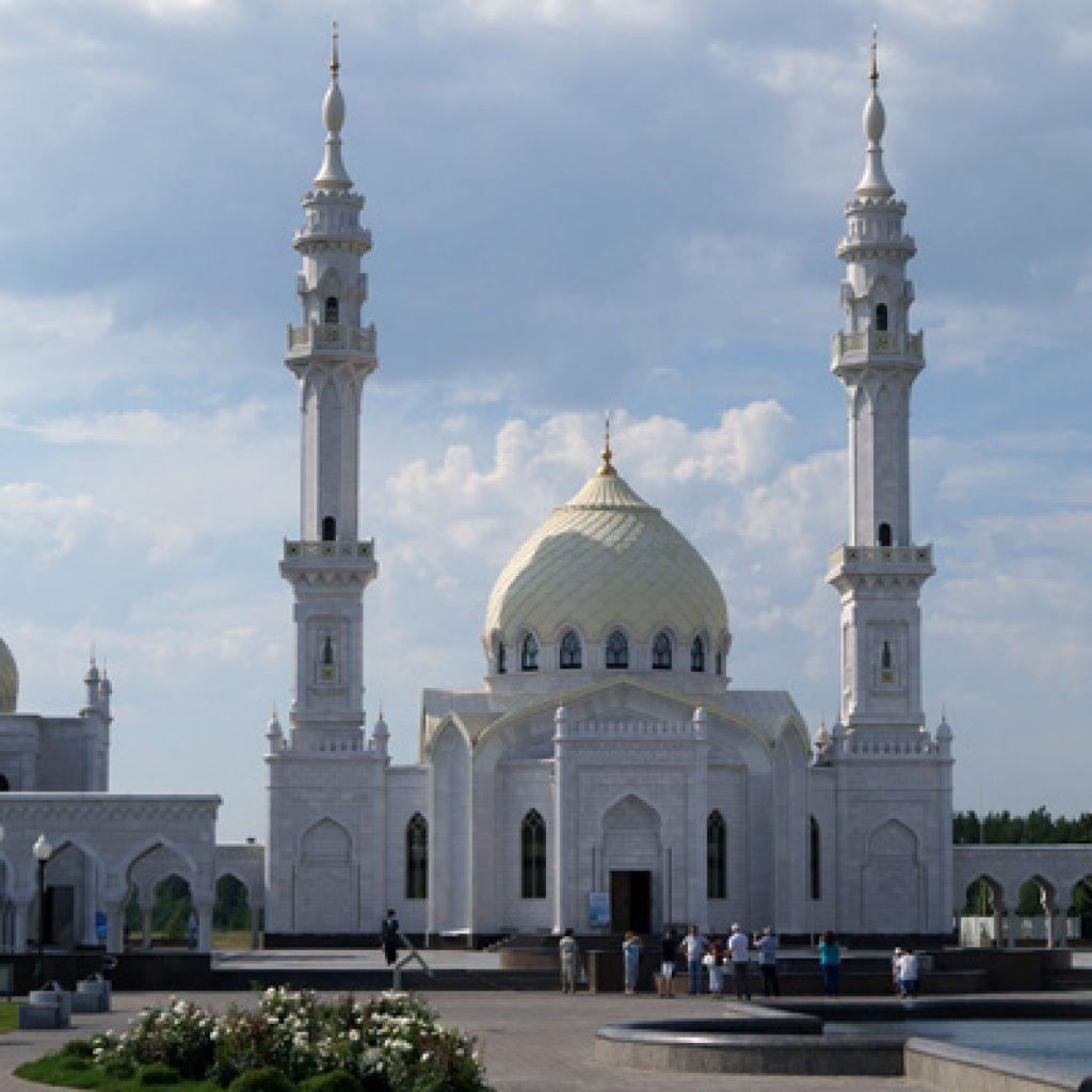 Белая мечеть, булгар