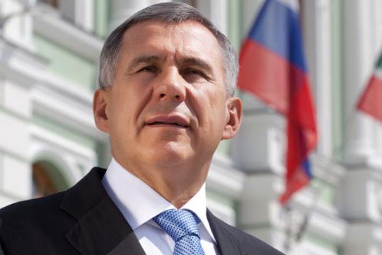 ЦИК: Рустам Минниханов на выборах Президента Татарстана набрал 83,28% голосов