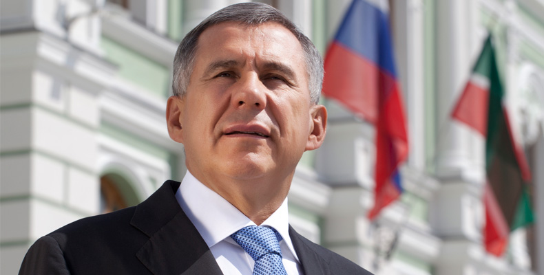 Рустам Минниханов в ТОП-3 наиболее влиятельных региональных госдеятелей