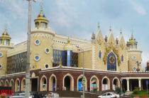 У театра «Экият» завтра открывается Ледовый городок