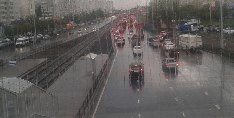 В Казани 27 августа похолодает до 10 градусов