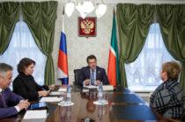 Мэр Казани провел личный прием граждан