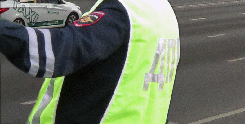 Видео задержания в Кирове пьяного китайского водителя появилось в сети