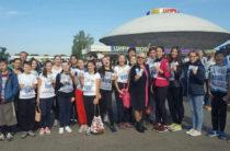 Команда #200Казань посетила «Кроссе наций-2016»