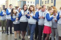 В Деревне Универсиады прошла акция «Голосуй за Казань»