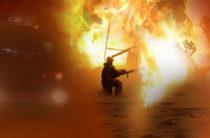В Башкирии на пожаре погибли четверо взрослых и пятеро детей