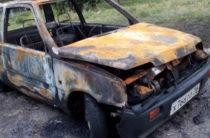 В Татарстане троих парней задержали за поджог автомобилей