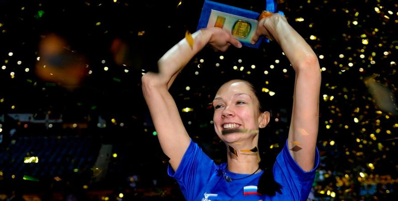 Свой прощальный матч Екатерина Гамова проведет в Казани