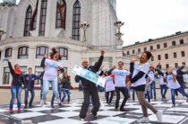 В Казанском Кремле прошли «Гигантские игры за 200»