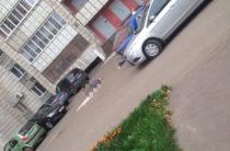Соцсети: В Казани мужчина упал с 12 этажа