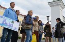 В Казани прошла экскурсия в поддержку города на сайте твоя-россия.рф
