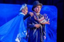 В репертуаре Дома Актера – спектакли Детской театральной студии «Нур»