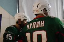 Сборная ветеранов татарстанского хоккея выиграла у ветеранов чешского хоккея