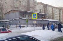 В Казани пьяный водитель иномарки сбил на пешеходном переходе девушку