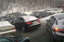 Завтра в Казани ожидается мокрый снег и гололед