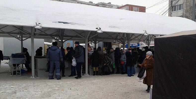 В Казани возобновляют работу субботние сельхозярмарки