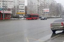 В Казани закрывают автобусный маршрут №74а