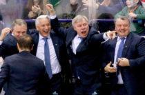 «Ак Барс» выиграл серию в «Зеленом дерби»