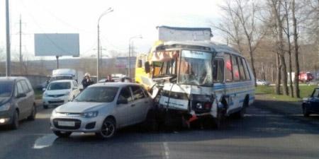 ДТП с14 машинами случилось натрассе вСамарской области