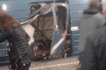 Следственный комитет подтвердил личность террориста совершившего взрыв в Санкт-Петербурге
