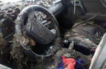 Три человека, включая беременную женщину, утонули в автомобиле в Волжске