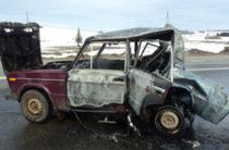На трассе Елабуга-Пермь в ДТП погибли два человека