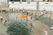 В Казани запретили купаться в озере Комсомольском в Дербышках