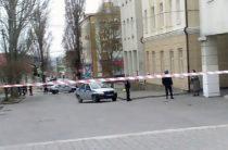 В Ростове около школы прогремел взрыв