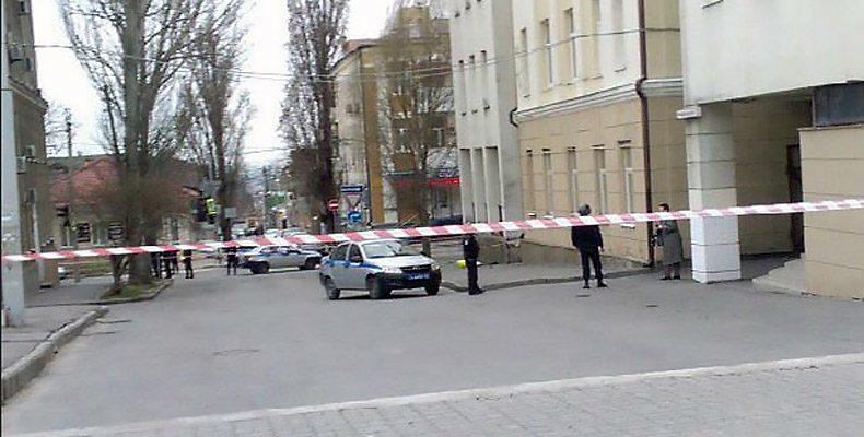 В Ростове найден организатор взрыва около школы