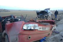 В Башкирии два молодых парня погибли в жутком ДТП на трассе