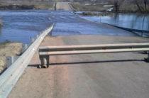 В Буинском районе Татарстана два моста закрыты из-за затопления (Видео)