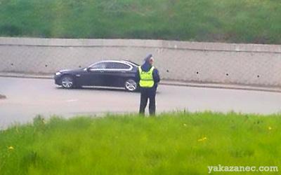 В Казани водитель «Форда» сбил человека и скрылся с места