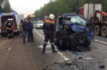 Шесть украинцев погибли в ДТП под Новгородом