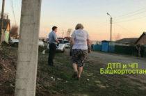 В Кумертау водитель сбил женщину с ребенком и скрылся