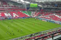 Казань на четвертом месте по посещаемости матчей 1/8 финала ЧМ-2018