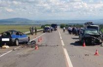 В Ставрополье столкнулись «Форд» и «Лада», погибли четыре человека