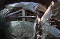 В Башкирии трое взрослых и двое детей погибли при столкновении «Газели» и «Рено»