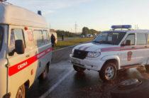 В Татарстане в страшном ДТП с участием КАМАЗа и автобуса погибли 13 человек